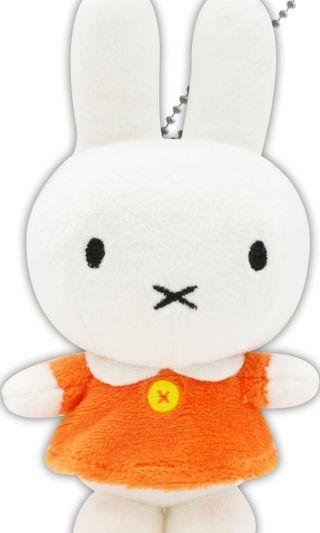 日本直送 Miffy Soft Toy Keychain Gift 公仔 匙扣 吊飾 禮物