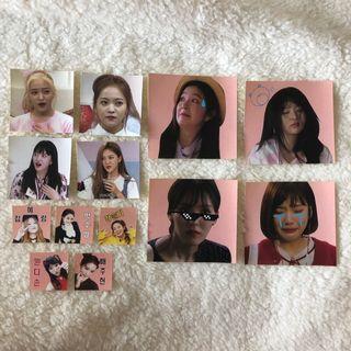 Red Velvet Sticker Set