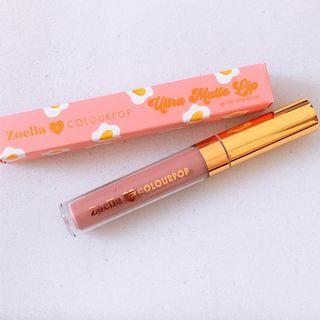 Zoella x colourpop ultra matte lip (@ me)