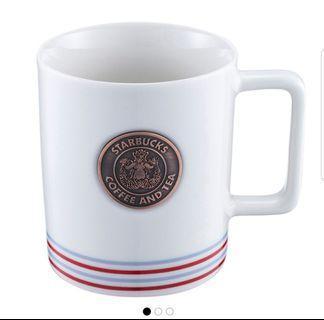 Starbucks Vintage Yacht Goddess Mug