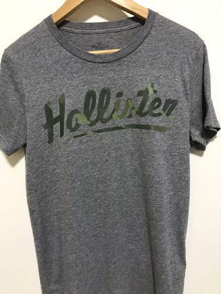 🚚 Hollister camo logo T-Shirt