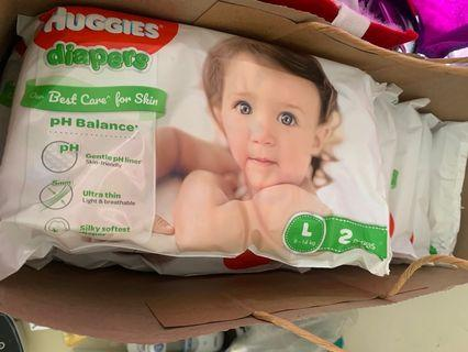 Huggies紙尿片