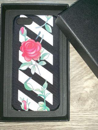 🚚 iphone 7 floral phone case