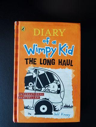 🚚 DIARY OF A WIMPY KID :THE LONG HAUL