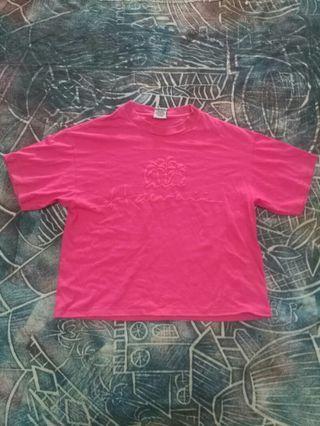 Vintage Hawaii cropped t-shirt
