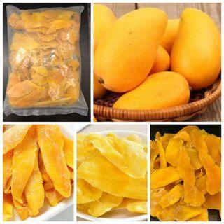 菲律賓芒果乾(大塊裝)
