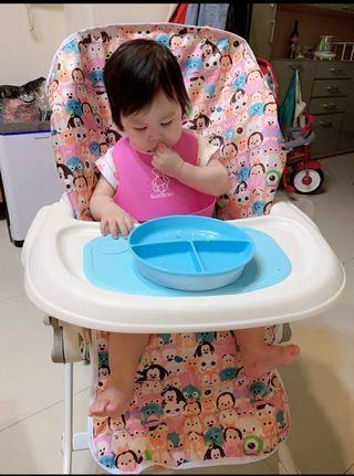 BB餐椅套