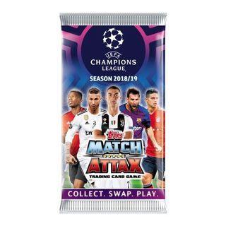 Match Attax Concept