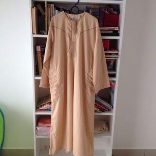 Long kurta jubah from arab