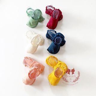 🚚 Batik baby shoes