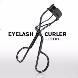 Masami Shouko Black Eyelash Curler + Refill