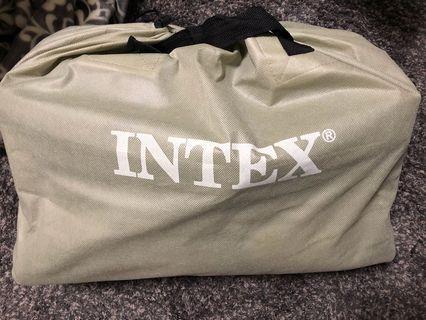 Intex自動充氣床