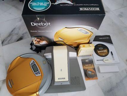 Deebot Ecovacs D58 Robot Vacuum