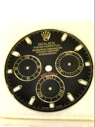 Rolex Daytona 116528 black dial