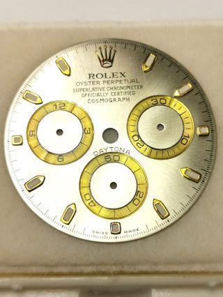Rolex Daytona grey Dial for 116528