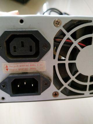 power supply 380 watt (simbada)