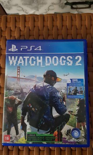 CD GAME PS 4