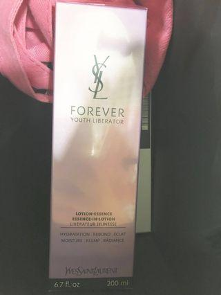 Ysl FOREVER YOUTH LIBERATOR ESSENCE IN LOTION 年輕妍活能量調膚水 爽膚水 yves saint laurant