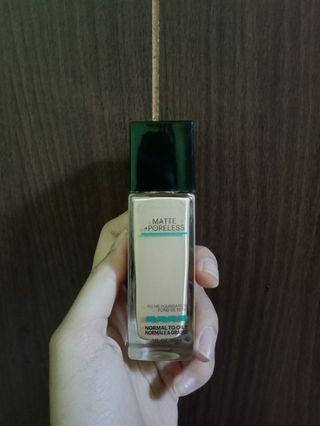 Maybelline Fit Me Foundation (No.128)
