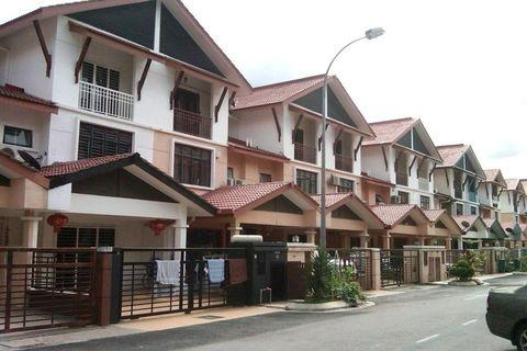 Renovated 3sty Terrace 20'x70'@ Mutiara Bukit Jalil, KL for ONLY RM838,500 (Market value RM1,150,000)
