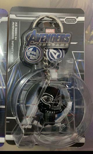 全新未開封 Hottoys Avengers 4 End Game Cosbaby Keychain 匙扣
