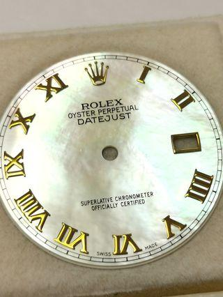 Rolex MOP dial for your 36mm size datejust