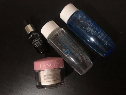 Lancome package