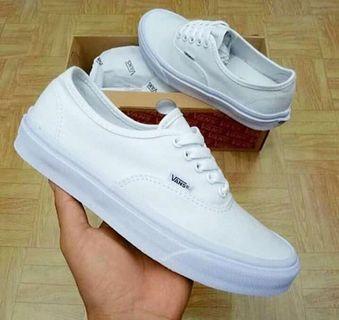 Vans white/putih