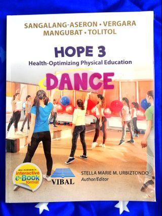(Brand New!!) Dance - Health Optimizing Physical Education Textbook