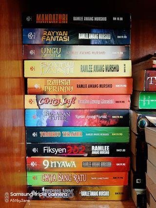 Novels untuk di let go😊