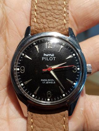 🚚 HMT pilot vintage watch