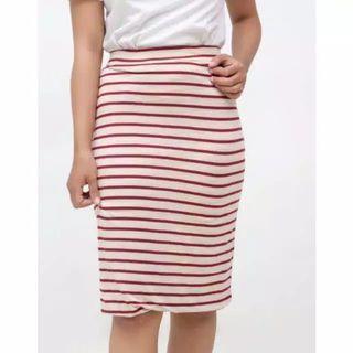 Forever21 Stripe Skirt