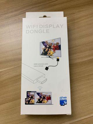 Wifi Display Dongle 無線手機出電視 包順豐