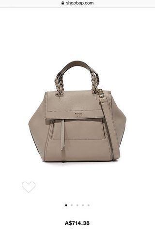 Tory Burch half moon small satchel bag RRP $720