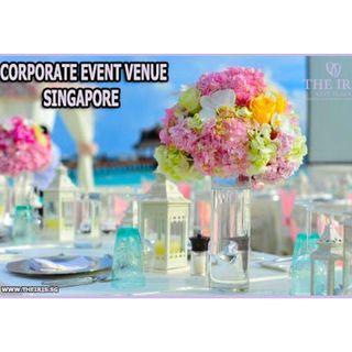 Corporate Event Venue Singapore - The Iris City Plaza ( 6 7 4 7 7 7 7 7 )