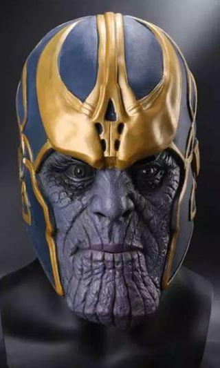 Avenger Endgame: Thanos Mask