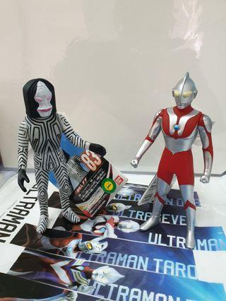 Ultraman Toy Figures
