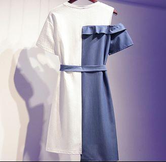 """💌#1306_💌 large size Dress"