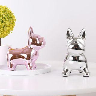 🚚 French Bulldog Piggy Bank / Dog Coin Bank