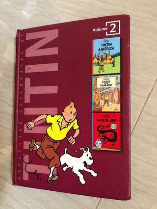 🚚 The adventures of Tintin - Volume 2