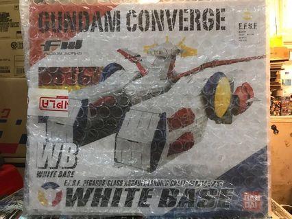 FW Converge Core White Base 木馬