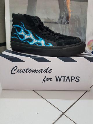 Vans WTAPS Blue Flame size 8US 2nd