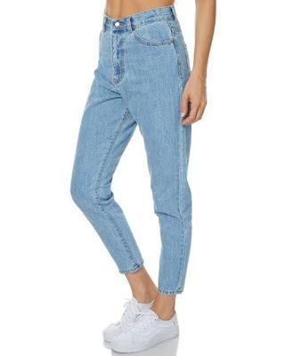 Dr. Denim Nora mom Jeans Light Retro