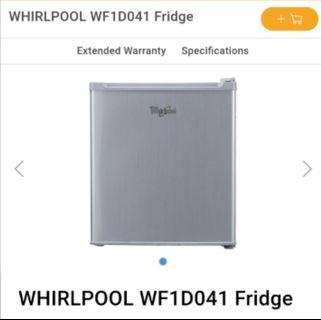 Whirpool Small Fridge pick up 15th 6-8pm