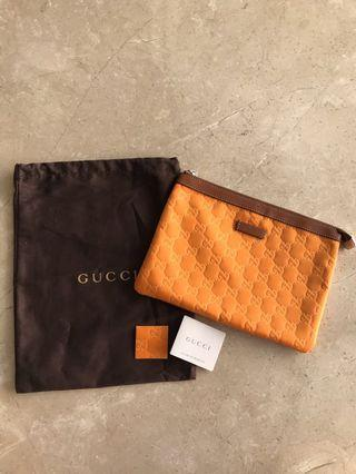 Gucci Pouch NBU (Never been used)