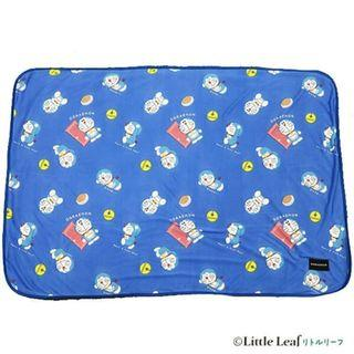 日本 Sherbet Cool 多啦A夢 嬰兒涼感套裝 (涼感毯 + BB車涼感座墊)