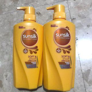🚚 Sunsilk Shampoo soft & smooth