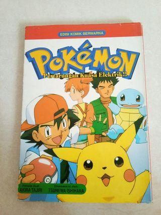 Pokemon: Pertarungan Kuasa Elektrik