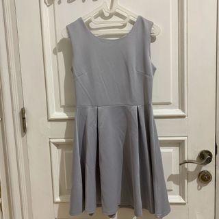 Nyla Grey Dress
