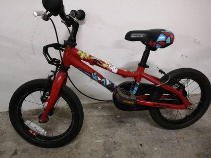 12' kid bike, really high quality